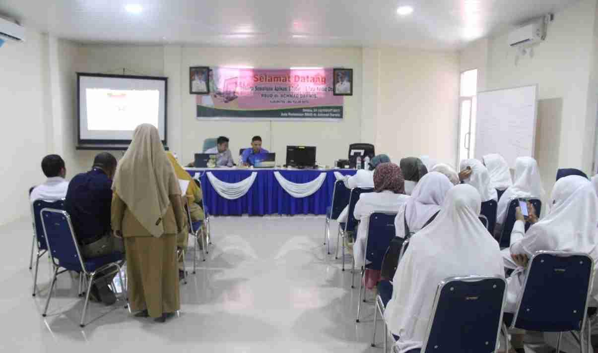 Aplikasi E-Tobat pada RSUD dr. Achmad Darwis