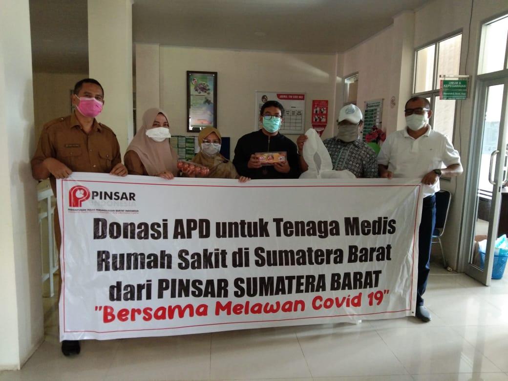Bantuan dari PINSAR