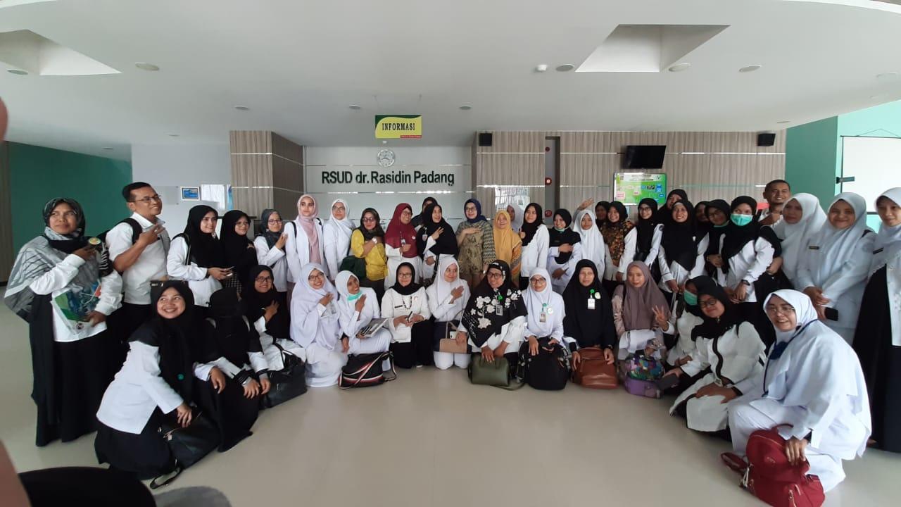 STUDY PEMBELAJARAN DI RSUD dr. RASIDIN PADANG
